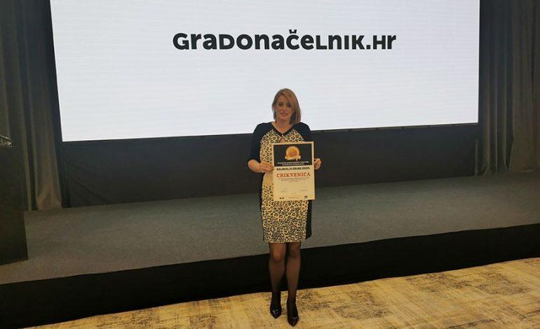 """Grad Crikvenica – finalist u kategoriji """"Obrazovanje i demografska politika"""""""