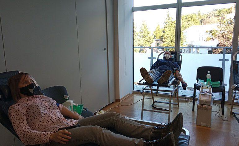 Akcija dobrovoljnog darivanja krvi – izvještaj