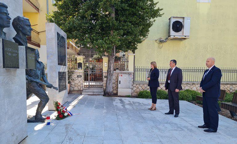 Čestitka i obilježavanje Dana oslobođenja Crikvenice od fašizma