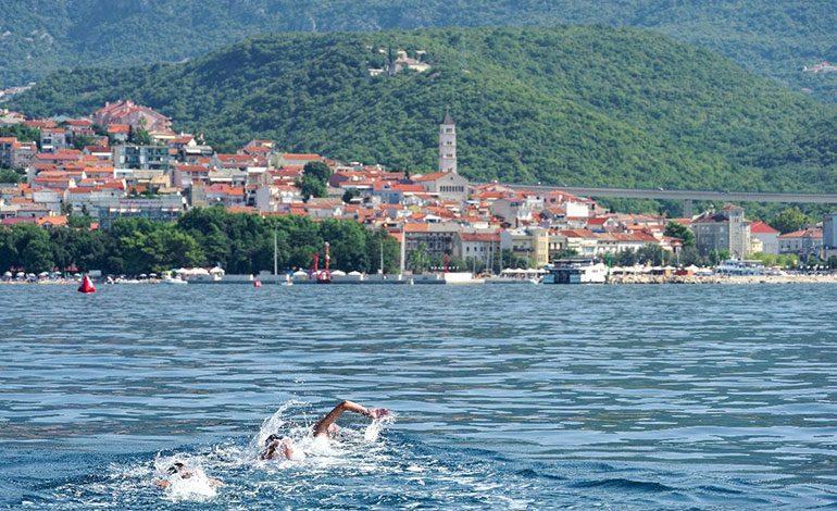 Održan 111. plivački maraton Šilo – Crikvenica