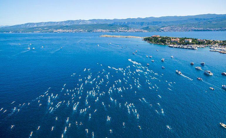 111. plivački maraton Šilo – Crikvenica