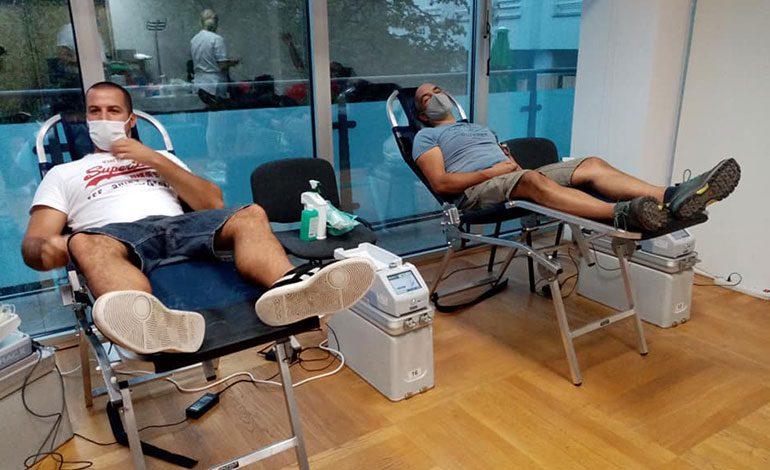 Izvještaj 3. akcije dobrovoljnog darivanja krvi