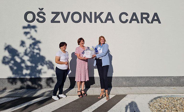 Prvi dan škole – dobrodošlica prvašićima